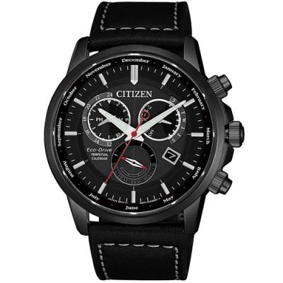 CITIZEN星辰卓越非凡光動能手錶(BL8155-15E)