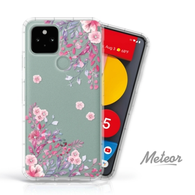 Meteor Google Pixel 5 奧地利水鑽殼 - 春日微風