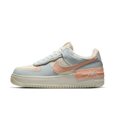 Nike Air Force 1 Shadow 女休閒鞋-白-CU8591104