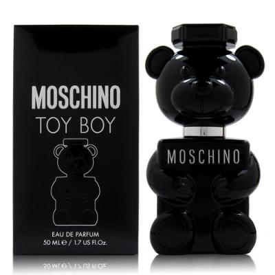 MOSCHINO TOY BOY 黑熊淡香精50ml (公司貨)