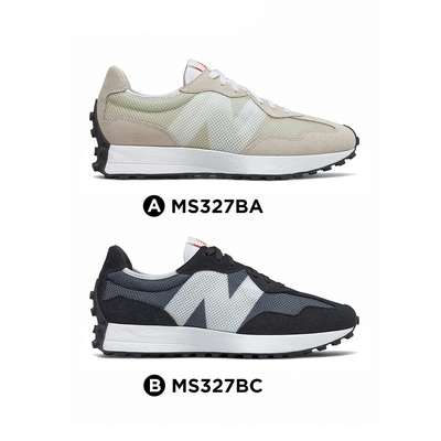 【品牌日獨家限定】New Balance 限量327復古鞋_中性2款