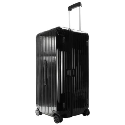 RIMOWA ESSENTIAL Trunk Plus 28吋大型運動旅行箱(亮黑)