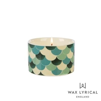 英國 Wax Lyrical 大地系列香氛蠟燭-佛手柑綠茶 Green Tea & Bergamot 168g