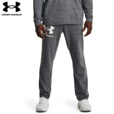 【UNDER ARMOUR】男 Rival Terry長褲