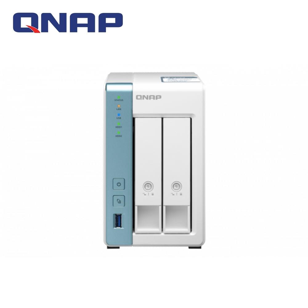 QNAP TS-231P3-2G 網路儲存伺服器