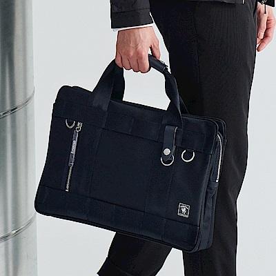 PORTER - 經典新進化NEW HEAT兩用商務公事包 - 深藍