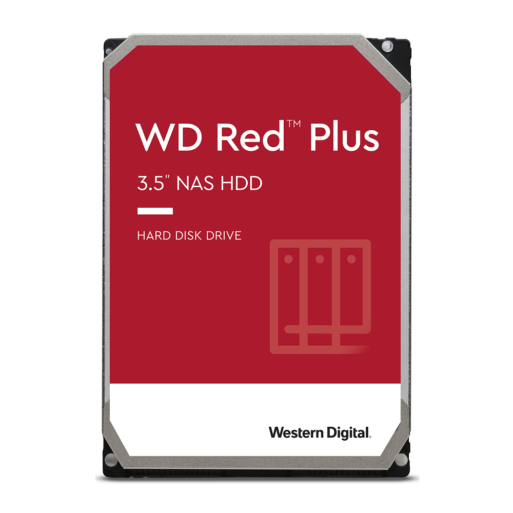 WD威騰 WD140EFFX 紅標Plus 14TB 3.5吋NAS硬碟