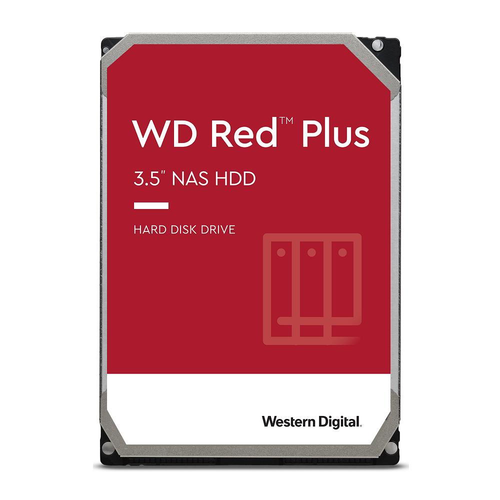 WD威騰 WD20EFRX 紅標Plus 2TB 3.5吋NAS硬碟