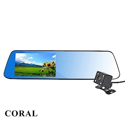 CORAL M8 4K高畫質 雙鏡頭行車記錄器