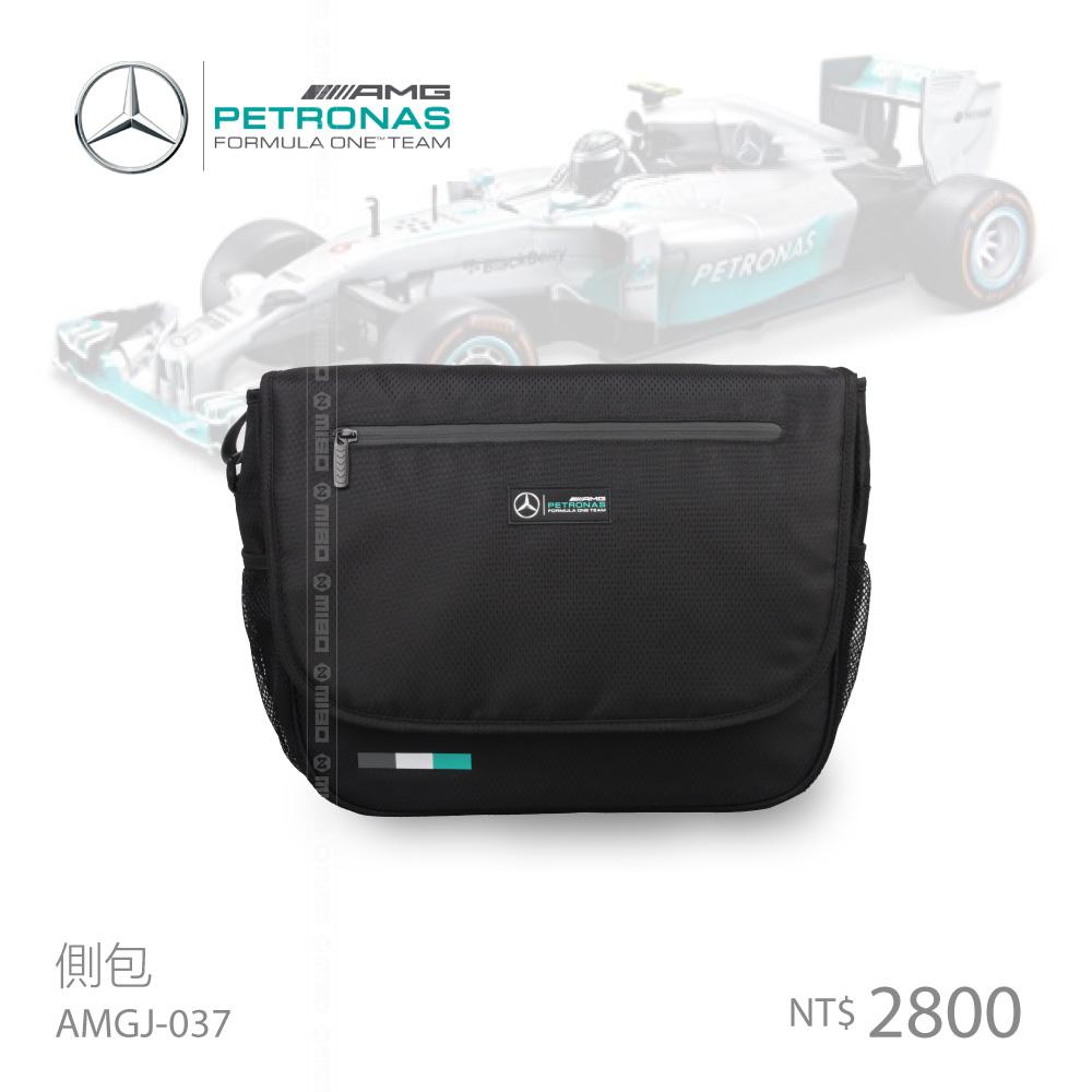 賓士 AMG賽車 Mercedes Benz Petronas 側包 AMGJ-037