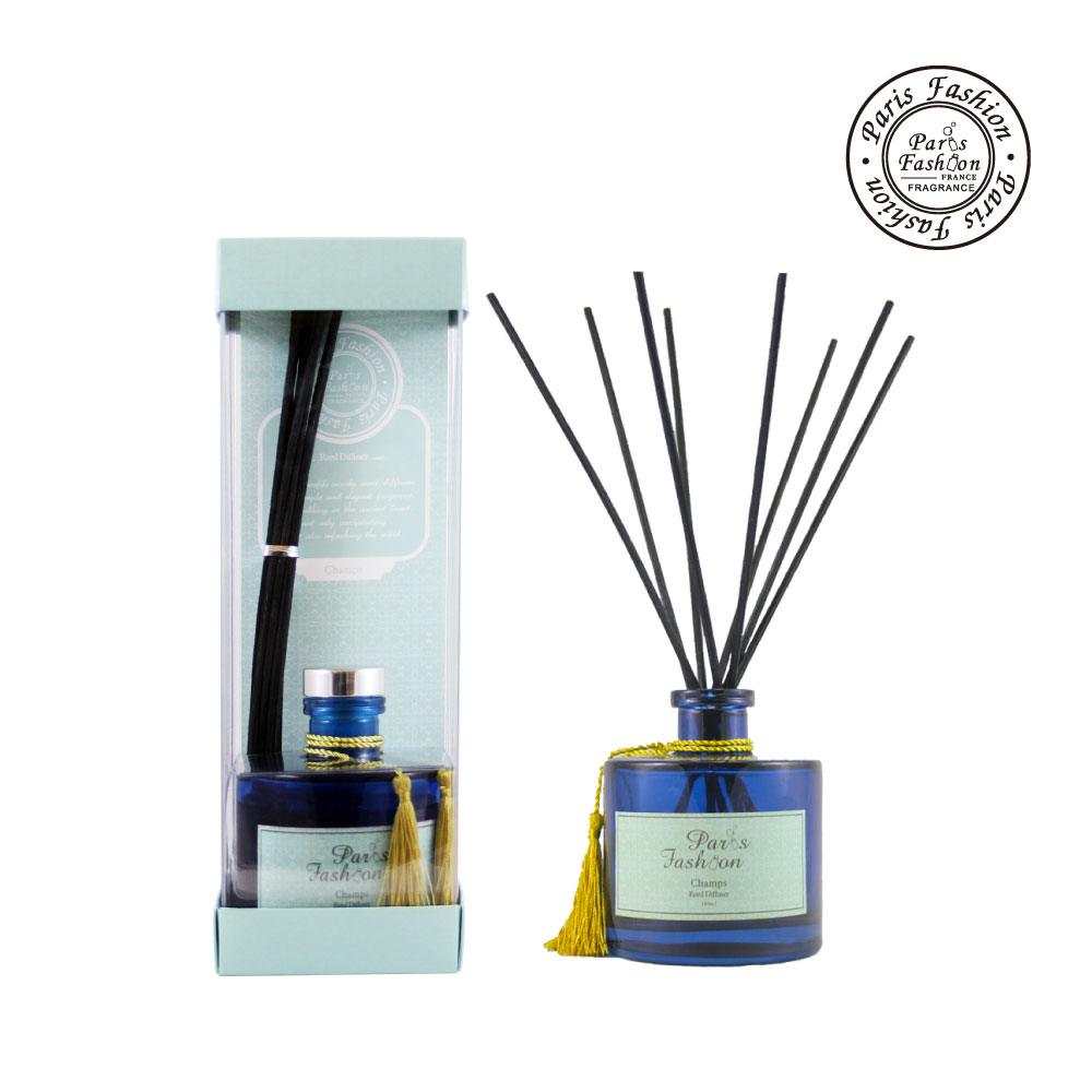 Paris fragrance巴黎香氛-香榭Champs精油擴香禮盒180ml