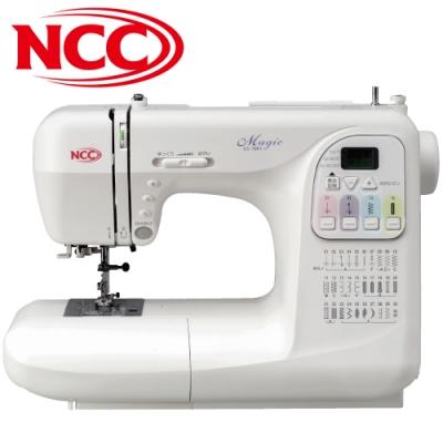 喜佳NCC Magic電腦型縫紉機 CC-1861