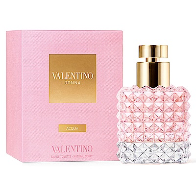 *Valentino范倫鐵諾 Donna迷漾女性淡香水 小香6ml