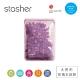 美國Stasher 白金矽膠密封袋-大長形玫瑰石英粉(快) product thumbnail 2