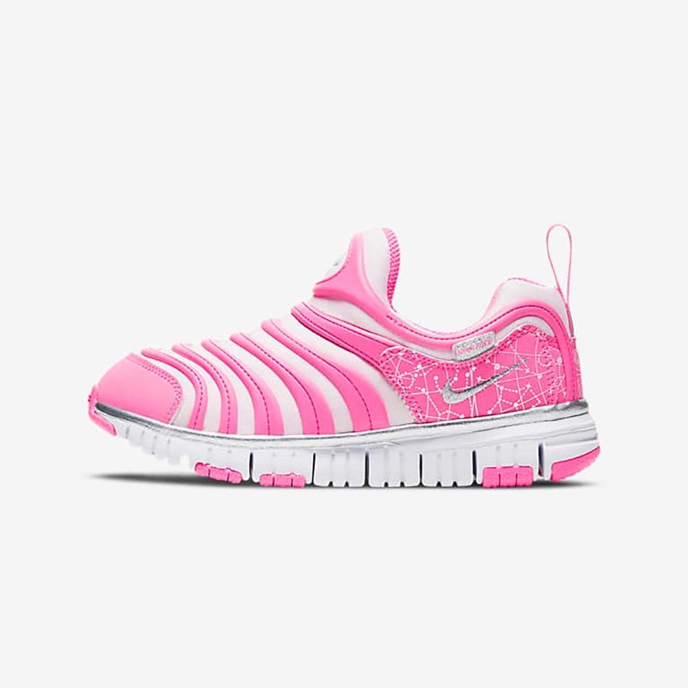 Nike Dynamo Free 嬰幼童鞋-粉-DC3273606