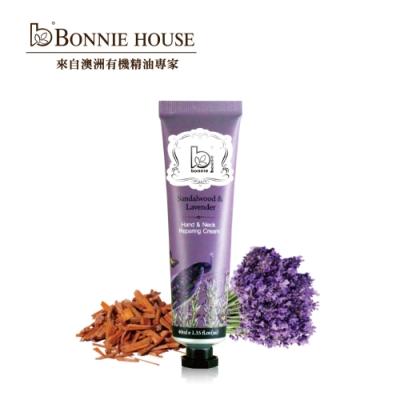 Bonnie House 薰衣草&檀木修護手頸霜40ml