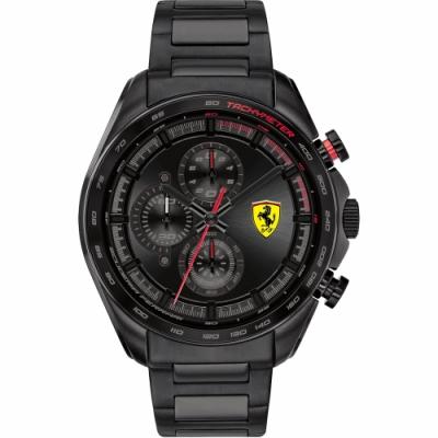 Scuderia Ferrari 法拉利 賽車計時手錶(FA0830654)-44mm