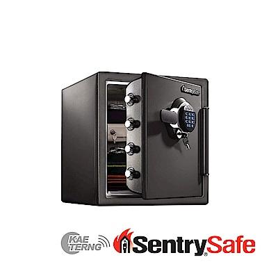 Sentry Safe 電子密碼鎖防火防水金庫(中) STW123GDC