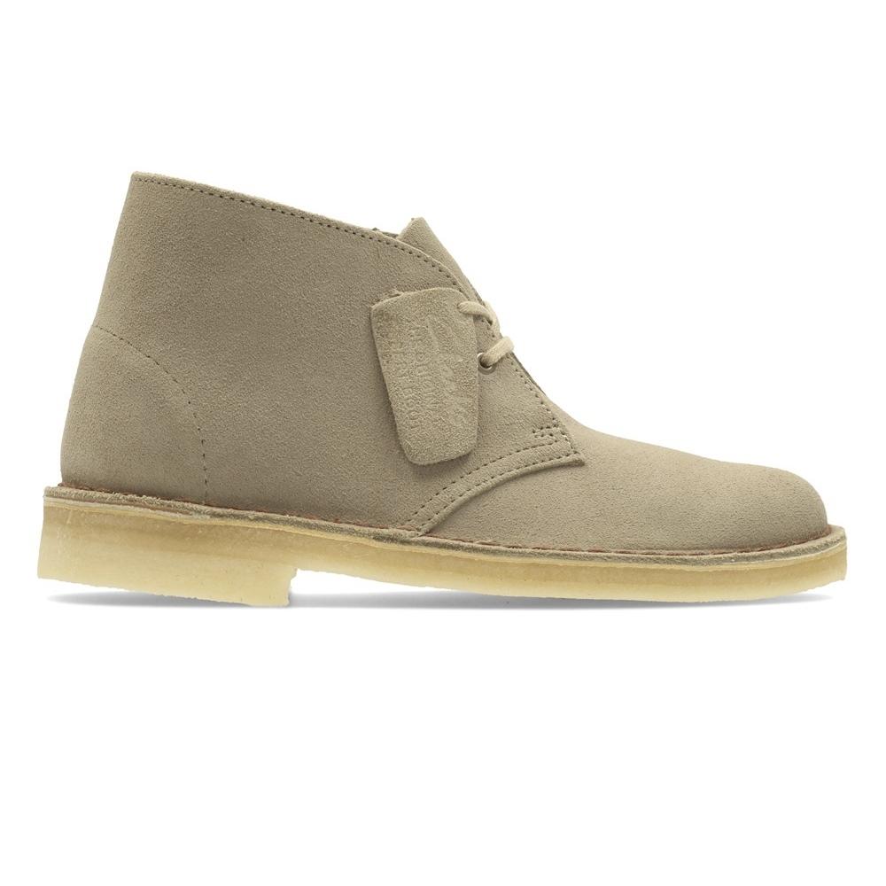 Clarks Desert Boot 女休閒鞋 灰棕