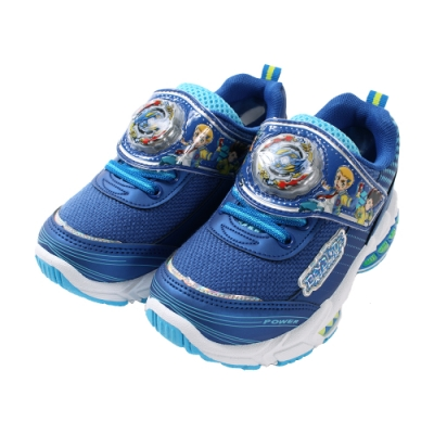 男童台灣製戰鬥陀螺閃燈運動鞋 sa95616 魔法Baby