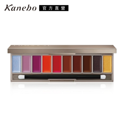 Kanebo 佳麗寶 LUNASOL晶巧霓色唇彩盤 7.7g