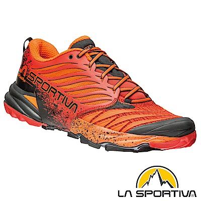 【ATUNAS 歐都納】LA SPORTIVA男女越野跑鞋LA-26Y焰紅
