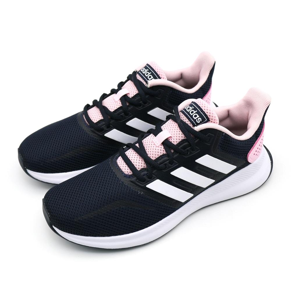 ADIDAS RUNFALCON 女跑步鞋-EF0152