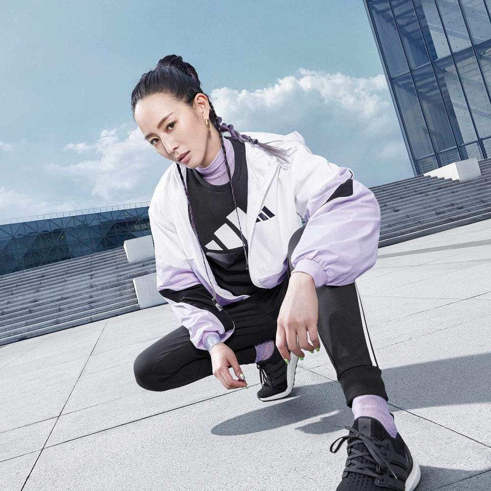 adidas 運動外套 女 FM9322