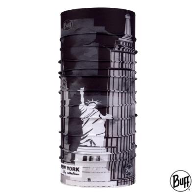 【西班牙BUFF】經典頭巾 Plus-城市系列-紐約