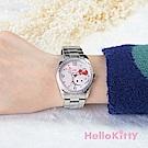 [時時樂限定]HELLO KITTY 凱蒂貓俏皮眨眼晶鑽手錶/36mm-四色任選