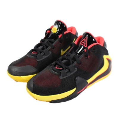 Nike 籃球鞋 FREAK 1 (GS) 女鞋