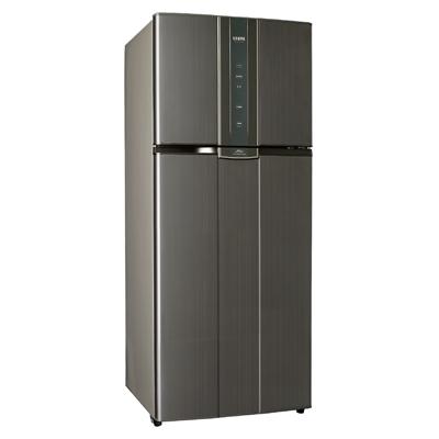 SAMPO 聲寶580公升變頻雙門冰箱 SR-A58D(K2) 石墨銀
