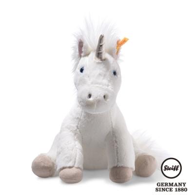 STEIFF德國金耳釦泰迪熊  Unica unicorn 獨角獸 (動物王國)