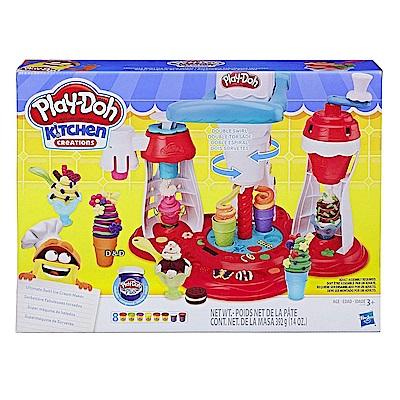 PlayDoh培樂多 - 終極蛋捲冰淇淋遊戲組
