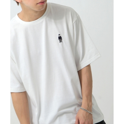 ZIP日本男裝 BENJAMIN白熊刺繡短袖T恤(12色款)
