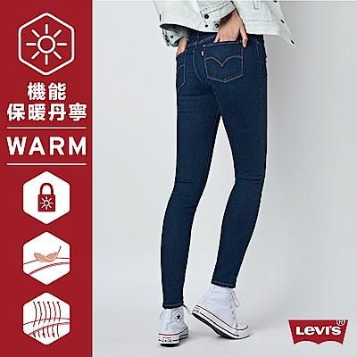 Levis 710 中腰超緊身窄管 超彈力牛仔長褲 Warm Jeans