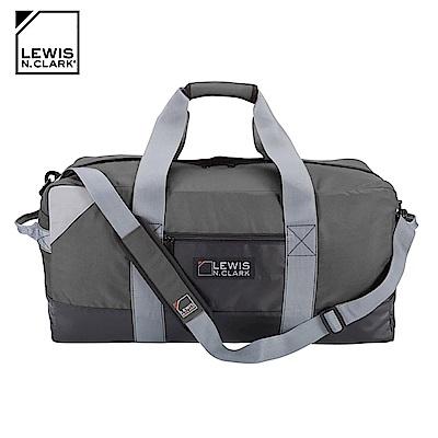 Lewis N. Clark 多功能可折疊行李袋9024【灰色】