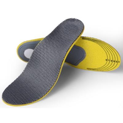 JHS杰恆社las25壹對竹炭矯正鞋墊透氣矯正鞋墊保健功能矯正鞋墊