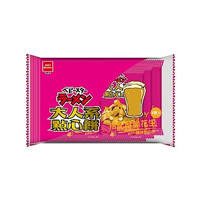 優雅食 大人系麻辣點心餅花生分享包(35gx6入)
