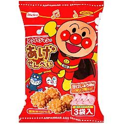 栗山 麵包超人揚仙貝(57g)