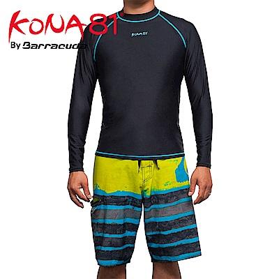 酷吶81 男用抗UV防曬水母衣 KONA81
