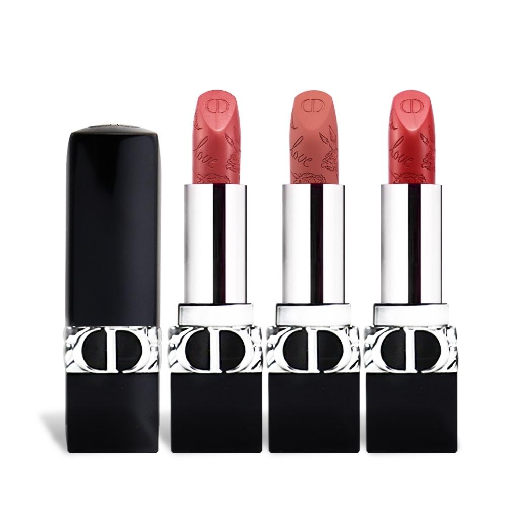 Dior迪奧 藍星唇膏3.5g 多色可選 母親節限量版