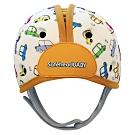 英國SafeheadBABY 學步防撞安全帽-噗噗汽車
