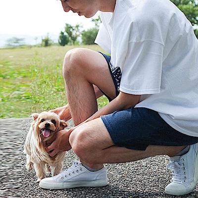 毛巾布短褲(6色) ZIP日本男裝