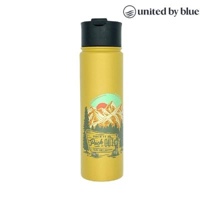 United by Blue 707-279 22oz 不鏽鋼保溫瓶 / 黃