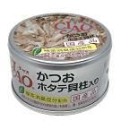 日本 CIAO 旨定罐 A-84 鰹魚&干貝 85g