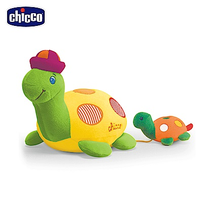 chicco-布物烏龜音樂家族