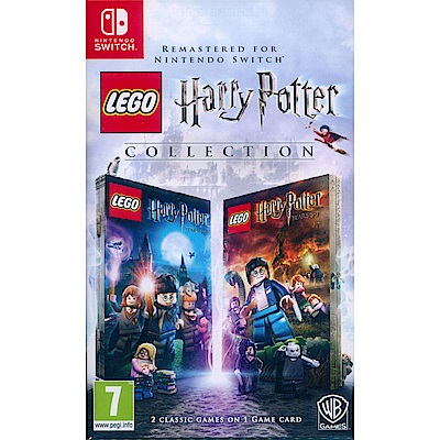 樂高哈利波特 合輯收藏版 LEGO Harry Potter- NS Switch英文歐版