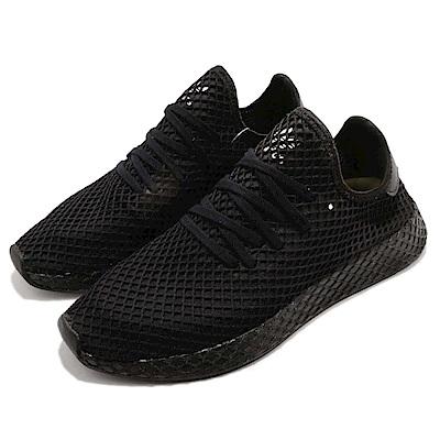 adidas 慢跑鞋 Deerupt Runner 男鞋