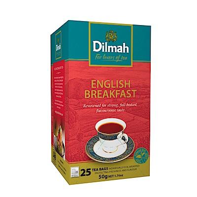 Dilmah帝瑪 英國早餐茶(2gx25入)